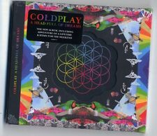 A Head Full of Dreams by Coldplay(Brand New & Sealed)