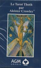 LE TAROT THOTH PAR ALEISTER CROWLEY - French Edition - NEW