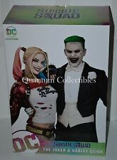 The Joker and Harley Quinn (Suicide Squad Movie) Statue DC Comics Collectibles