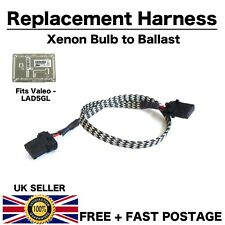 VALEO Ballast Replacement LAD5GL Xenon Headlight Control Unit Cable Harness