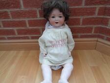 Armand Marseille Bisque Porcelain Doll #996 - Rare Collectable