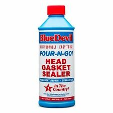 Head Gasket Sealant Blue Devil Permanent Sealer 16 oz
