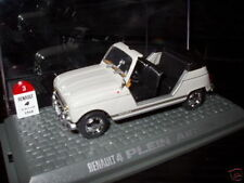 Voiture 1/43 Universal Hobbies Renault R 4 L : plein air