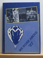 1987 Flowing Wells High School Yearbook - Spur - Tucson, Arizona AZ Annual