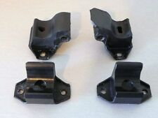 Fits Honda CB450 KO Black Bomber 1965-67 Seat Hinge Set New