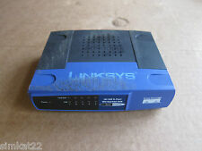 Linksys - Cisco 5 Port Workgroup Fast Ethernet Network Hub / Switch - EFAH05