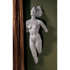Leave the Past Behind Nude Female Form Wall Sculpture Sensual Art