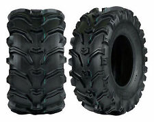(2) New Vee Rubber 22x7-11 22-7-11 VRM-189 Grizzly 6-Ply ATV Tires