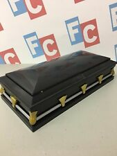 "WWE Wrestling Jakks Mattel Coffin Casket Accessory for 6"" Figures"