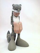 Sam Flores TigerBaby (Grey version) RARE designer vinyl figurine!