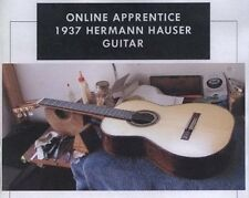 [Guitar Making] Make Your Own Hauser Style Classical Guitar