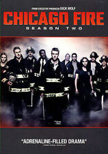 Chicago Fire: Season 2 New DVD! Ships Fast!