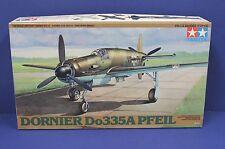 Tamiya 61074 Dornier Do335A PFIEL Kit 1:48 Sealed Inside Japan