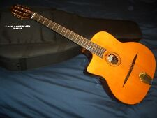 FROM FRANCE LEFT HAND CAFE AMERICAIN GYPSY JAZZ GUITAR, MANON MODEL LH