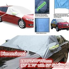 Car Snow Protect Cover Front Windshield Ice Sun Frost Protector Tarp Truck Flap