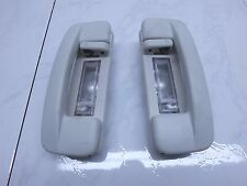 06-10 DODGE CHARGER OEM OVERHEAD DOME LIGHTS (LEFT AND RIGHT)