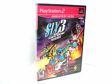 Sly 3: Honor Among Thieves - PlayStation 2 PS2   ***NEW SEALED***