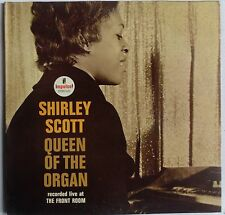 SHIRLEY SCOTT: QUEEN OF THE ORGAN ORIG IMPULSE vinyl lp STEREO ~ CLEAN!