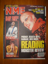 NME 1998 SEP 5 PRODIGY EELS MARK E SMITH MANICS VERVE