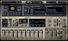XLN Audio Addictive Drums 2 Plugin w/ Fairfax Vol 1 & 2, Black Velvet AAX VST AU