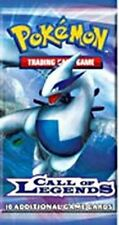 Pokemon Trading Card Call of Legends Booster Pack (10 Cards Per Pack) [Toy]