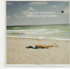 (EP43) We Are Scientists, Return The Favour - 2013 DJ CD