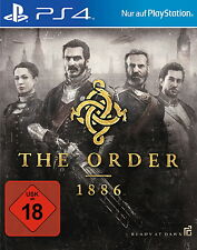 The Order: 1886 (Sony PlayStation 4, 2015)