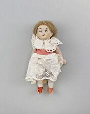 Ganz- Biskuit Porzellan Puppenstubenpuppe 9910274