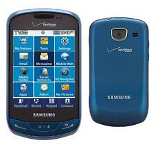 Samsung Brightside SCH-U380 - Blue (Verizon) Basic Cell Phone (Page Plus)