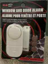 WIRELESS ALARM Window , Door or Cabinet sensor, 90 DB alert, Home Security