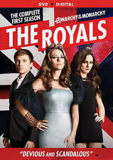 The Royals First Season 1 DVD Sealed NEW
