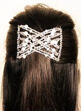 Magic Hair Clip EZ double comb Over 25 Different Hair styles for Women/Ladies tf