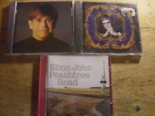 Elton John [3 CD Alben] Made in England + Peachtree Road + The One