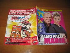 TV SORRISI E CANZONI=2013/13=MIGUEL BOSE'=EMMA=BILLY ZANE=FRANCESCA CHILLEMI=