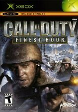 Call of Duty: Finest Hour - Original Xbox Game