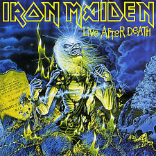 Live After Death [Enhanced] by Iron Maiden (CD, Jan-...