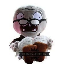 PIANTE CONTRO ZOMBI CON GIORNALE PELUCHE plants vs. zombies 2 plush newspaper