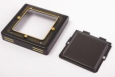Rollei Rolleiflex 2.8F AURUM, Gold, top cover for waist level finder