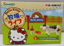 Dollhouse Miniatures Sanrio Hello Kitty Farm Life Set #5 - Re-ment    h#3