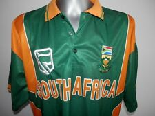 Official South Africa Cricket Shirt Jersey Maglia excellent size XL