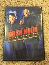Rush Hours Trilogy (DVD Discs)