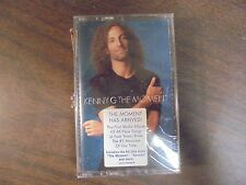 "NEW SEALED ""Kenny G"" The Moment  Cassette Tape (G)"