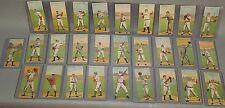 Set of 28 Mecca Cigarette Co. baseball cards Lot 100