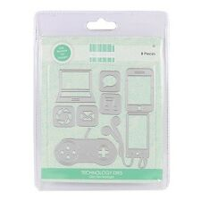 First Edition Technology Papercraft Cutting Die Set FEDIE073