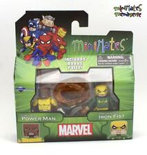 Marvel Minimates Best Of Series 3 Luke Cage Power Man & Dragon Attack Iron Fist