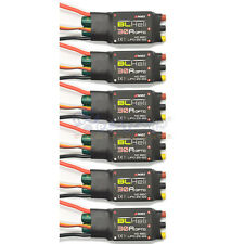 6x Emax RC Multirotor Blheli Firmware 30A OPTO Electronic Speed Controller ESC