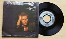 "STING - FRAGILE / FRAGIL - 45 GIRI 7"" WITH POSTER - GERMANY PRESS"