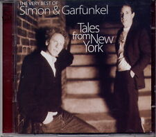 SIMON & GARFUNKEL - TALES FROM NEW YORK (VERY BEST) 2 CDs