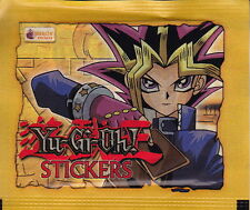 YU-GI-OH! - Sticker Box (50 Packs) by Merlin #NEW