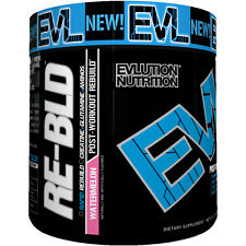 RE-BLD Watermelon by EVL Nutrition PostWorkout Recovery Supplement(30 Servings)